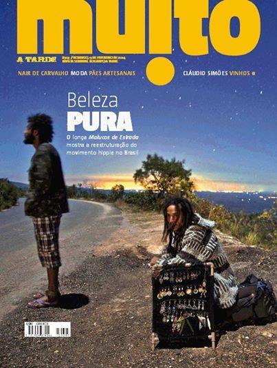Entrevista do coletivo Beleza da Margem à revista Muito - Jornal A Tarde - 9/2/2014
